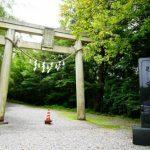 玉置神社への道路崩落!アクセス確認ください!