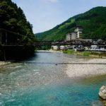 【関西】川遊び穴場のキャンプ場と温泉宿6選!透明度の高い清流はどこ?