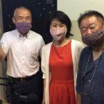 ラジオに出ました!生放送!熊野古道とパワースポットの旅について語りました!